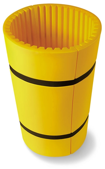 Concrete Wrap Concrete Column Protection Sentry