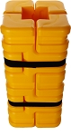 Column Sentry FIT Medium Yellow