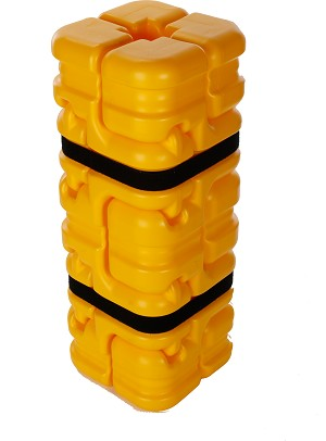 Column Sentry® FIT - Small - Yellow